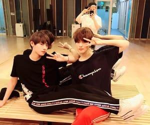 tag, son youngtaek, and jaehyun image