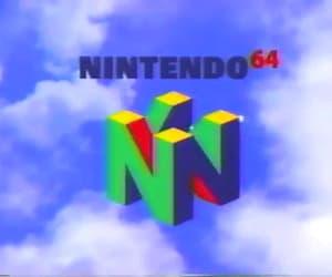 90s, gif, and nintendo image