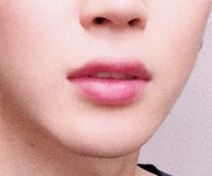 lips, jimin, and plump image
