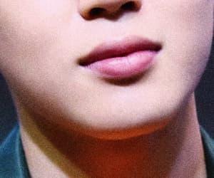 lips, bts, and jimin image
