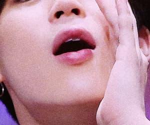 lips, jimin, and pink image