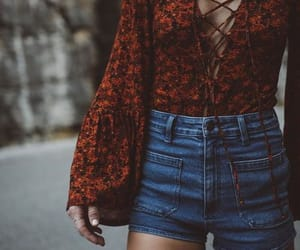 fashion, style, and boho image