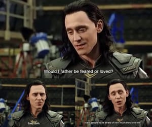 tom hiddleston and loki laufeyson image