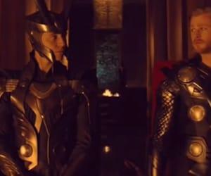 thor, tom hiddleston, and hiddlesworth image