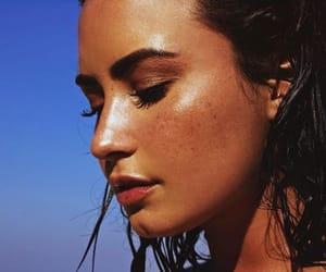 demi lovato, celebrity, and beauty image