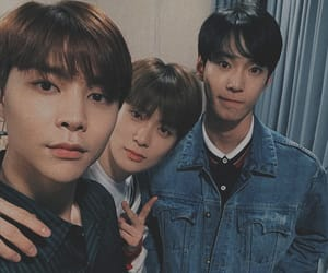 boys, johnny, and doyoung image