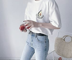 fashion, aesthetic, and casual image