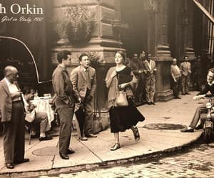 italy, florence, and ruth orkin image