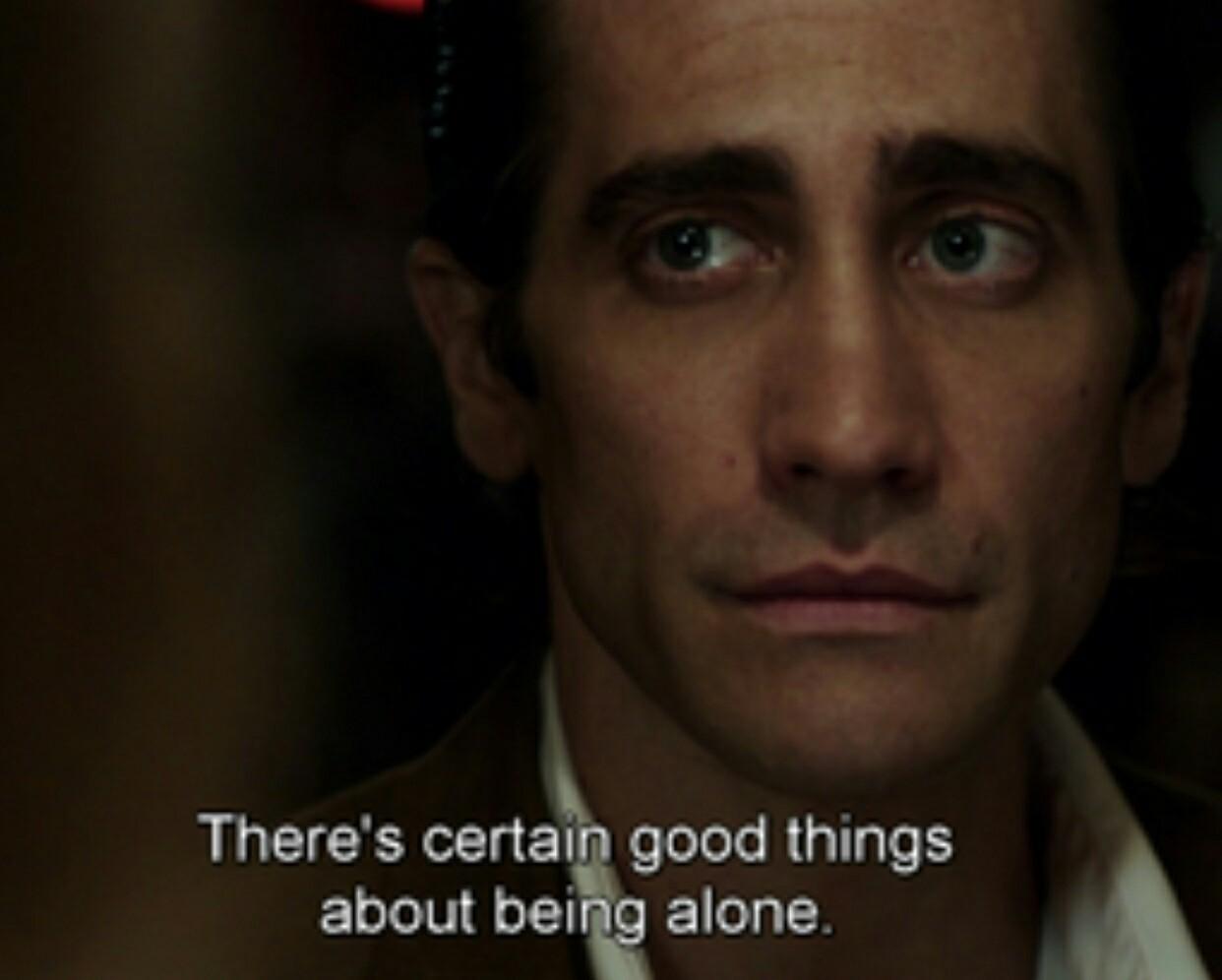 alone, grunge, and jake gyllenhaal image