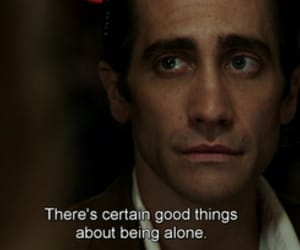 alone, quotes, and nightcrawler image