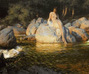 art and herbert james draper image