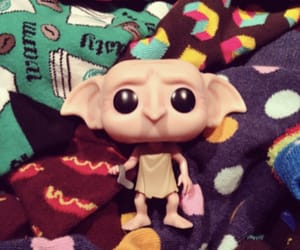 harry potter, dobby, and funko image
