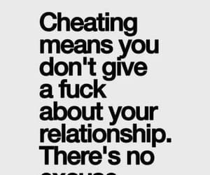 cheating, Relationship, and quotes image