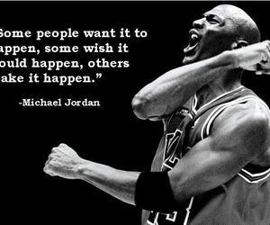 quote, michael jordan, and motivation image