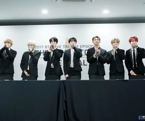group picture, festa 2018, and bts image