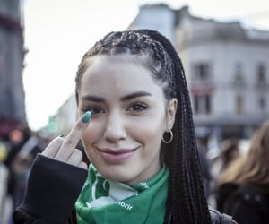 argentina, lali esposito, and aborto legal image
