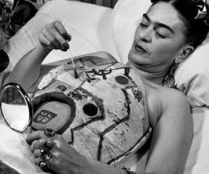 art and Frida image