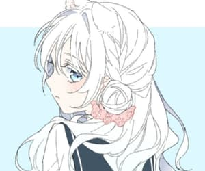 233 Images About Anime Whitesilver Hair On We Heart It See More