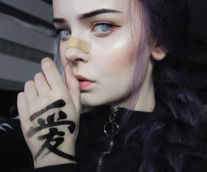 alternative, pale, and girl image