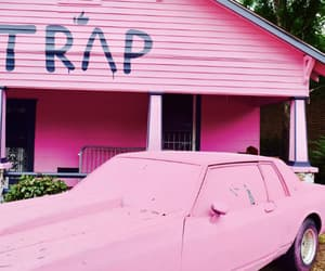 pink, trap, and traphouse image