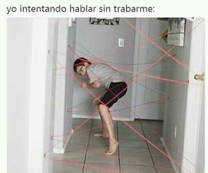 frases, meme, and hablar image