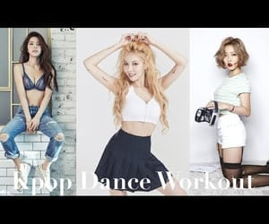 dance, snsd, and video image