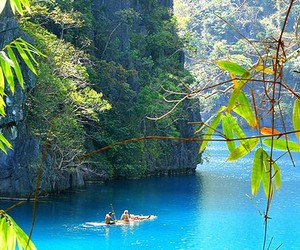 water, indonesia, and summer image