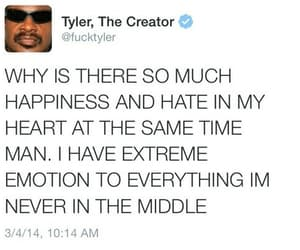 tyler the creator, twitter, and odd future image