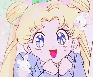anime, gif, and sailor moon image
