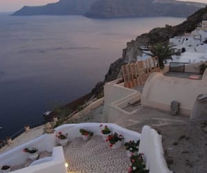 beautiful, Greece, and summer image