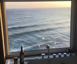 bathroom, sea, and bath image