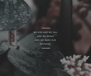 quotes, wallpaper, and fall image