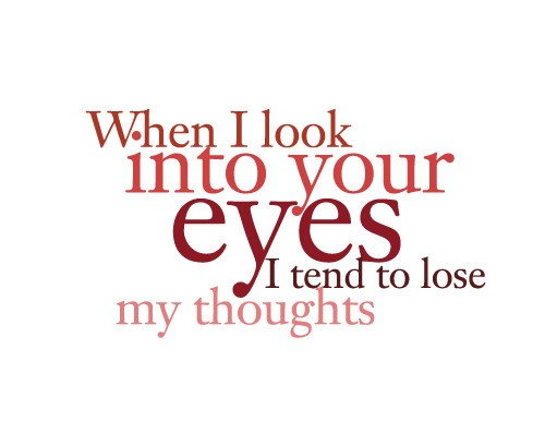 Her Eyes Quotes Love