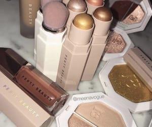 makeup, rihanna, and beauty image