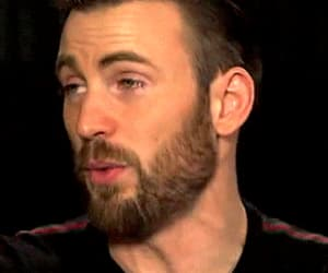 chris evans, gif, and Marvel image