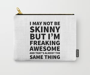 awesome, bags, and confidence image
