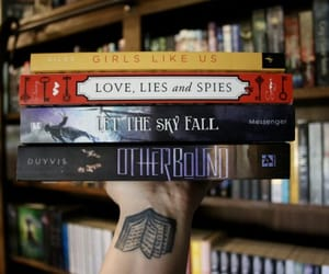 aesthetic, books, and life image