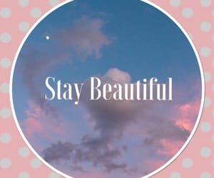 beauty, pink, and positive thinking image