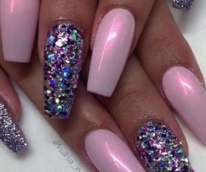 classy, claws, and glitter image