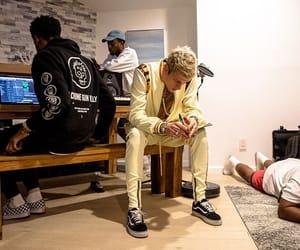️mgk, machine gun kelly, and the gunner image