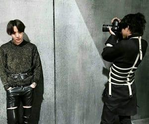 bts, v, and jung hoseok image