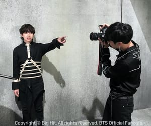 bts and taejin image