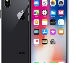 apple iphone x review, iphone x review, and apple x review image