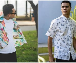 hawaiian shirt, different types of shirts, and top brand shirt image