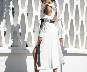 black and white, blogger, and chic image