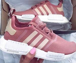 adidas, fashion, and pink image