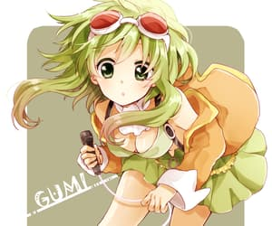 gumi, gumi megpoid, and vocaloid image