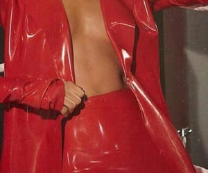 red, fashion, and aesthetic image