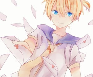 vocaloid and len kagamine image