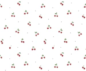 aesthetic, background, and cherries image